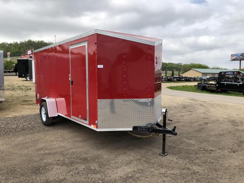 2019 United Trailers 6X14 Enclosed Cargo Trailer