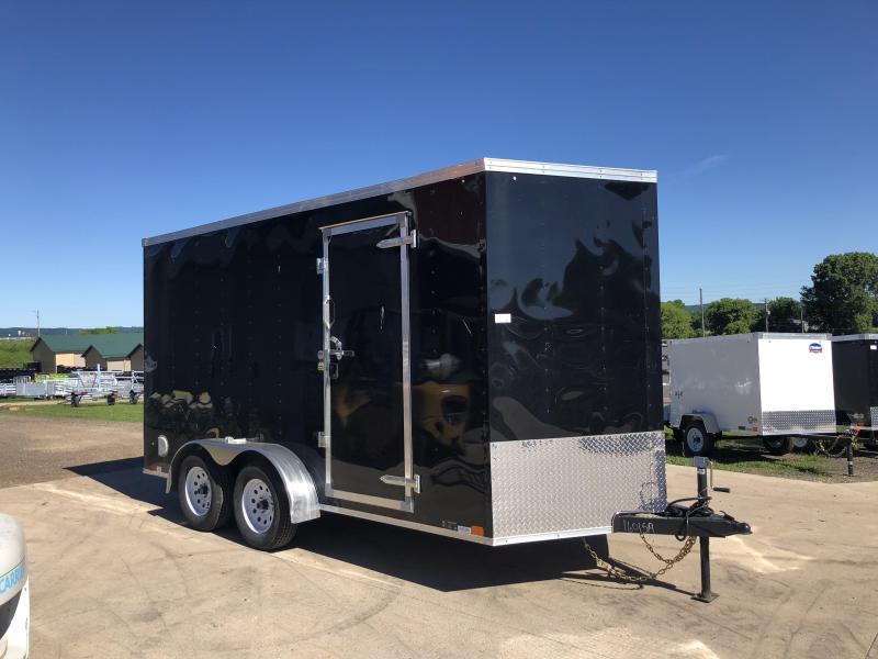 2018 United Trailers 7X14 Enclosed Cargo Trailer