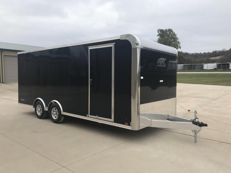 2018 Aluminum Trailer Company 8.5X20 Aluminum Enclosed Cargo Trailer