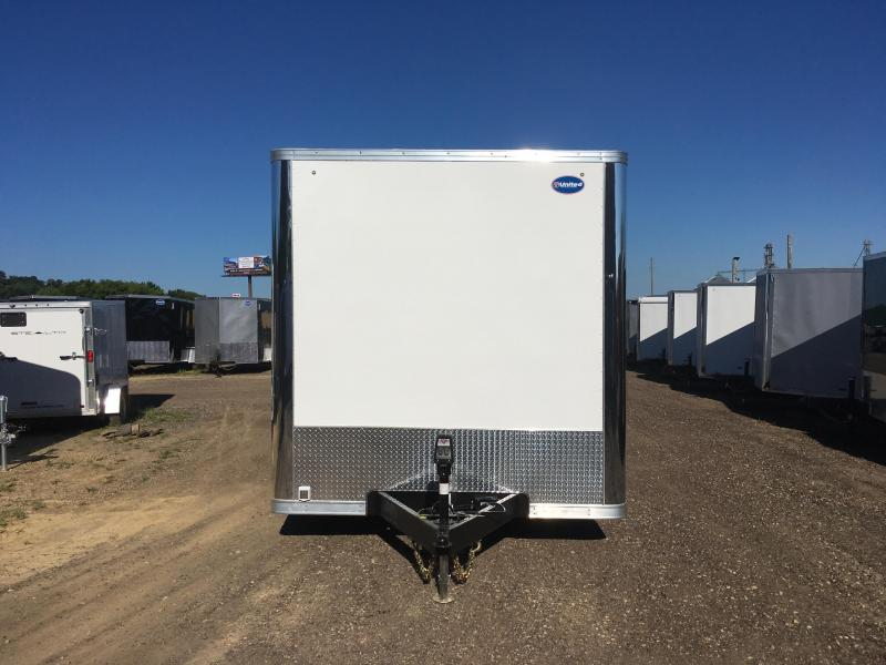 2018 United Trailers 8.5X28 Enclosed Cargo Race Trailer