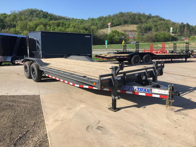 2018 Load Trail 102X24 Car Hauler