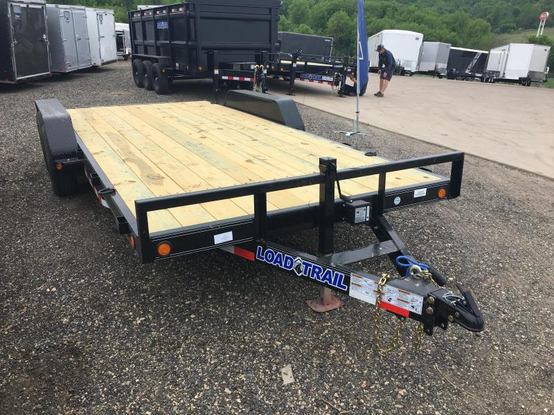 2018 Load Trail 83X18 Car Hauler