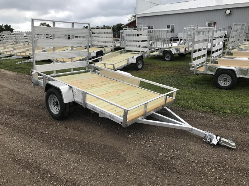 2019 Rugged Terrain 5X8 Super Lite Utility Trailer