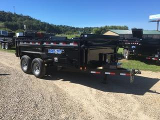 2018 Load Trail 83X14 Dump Box 14K