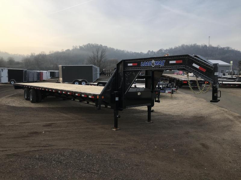 2018 Load Trail 102X40 Gooseneck Deckover Equipment Trailer