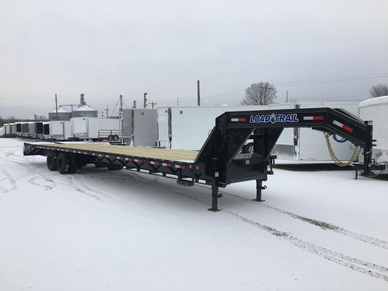 2019 Load Trail 102X40 Gooseneck Deckover Equipment Trailer
