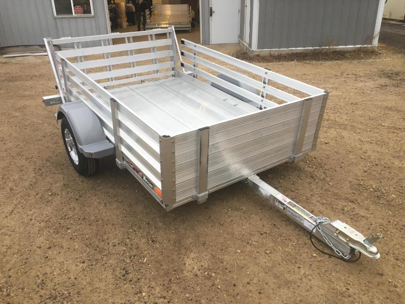2018 Triton 64X8 Aluminum Utility Trailer