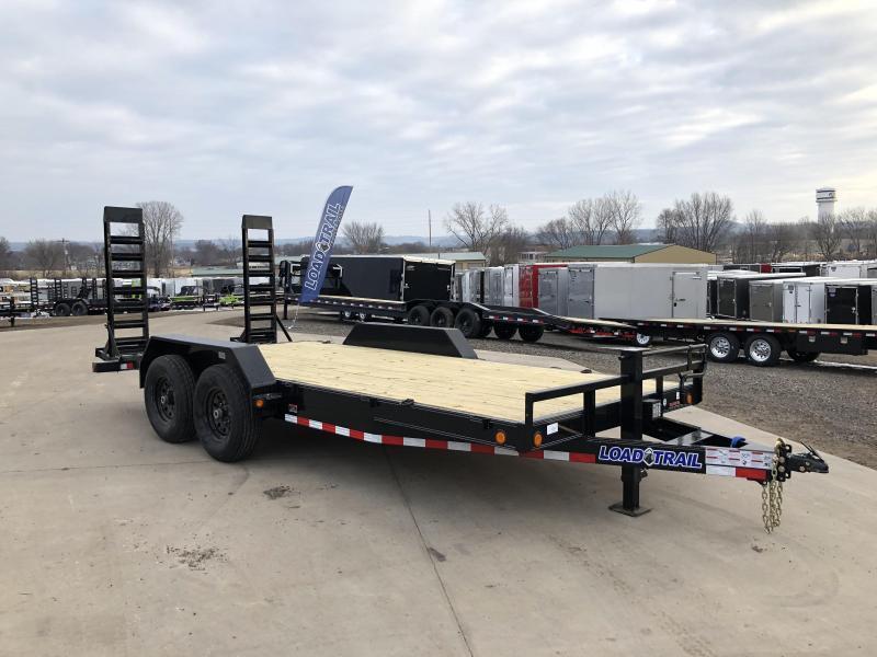 2018 Load Trail 83X18 Car Hauler