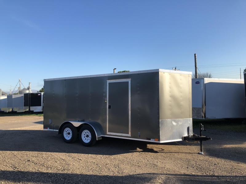 2019 United Trailers 7X16 Enclosed Cargo Trailer