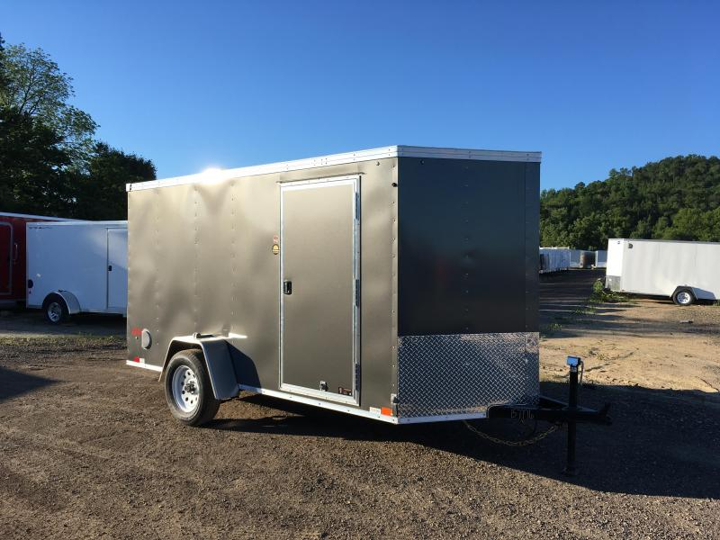 2019 United Trailers 6X12 Enclosed Cargo Trailer
