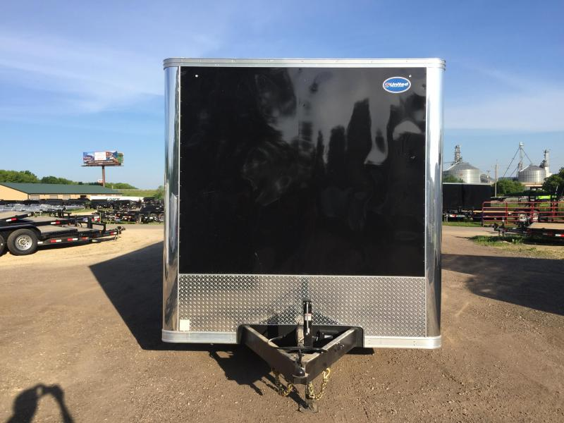 2018 United Trailers 8.5X28 Enclosed Cargo Trailer