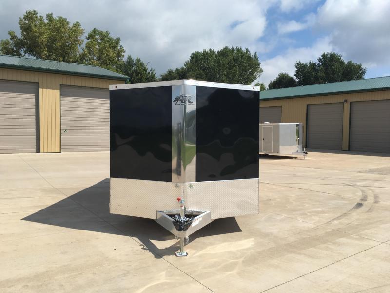 2018 ATC 8.5X20 Aluminum Enclosed Cargo Trailer
