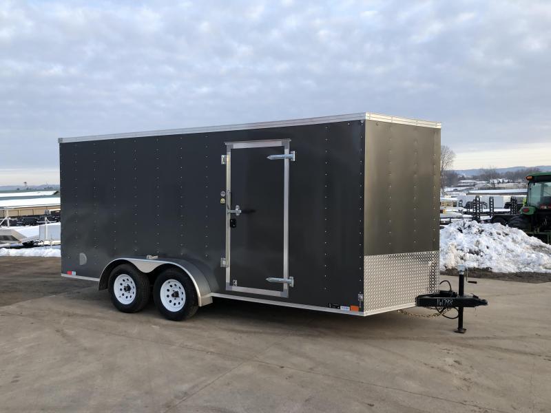 2018 United Trailers 7X16 Enclosed Cargo Trailer
