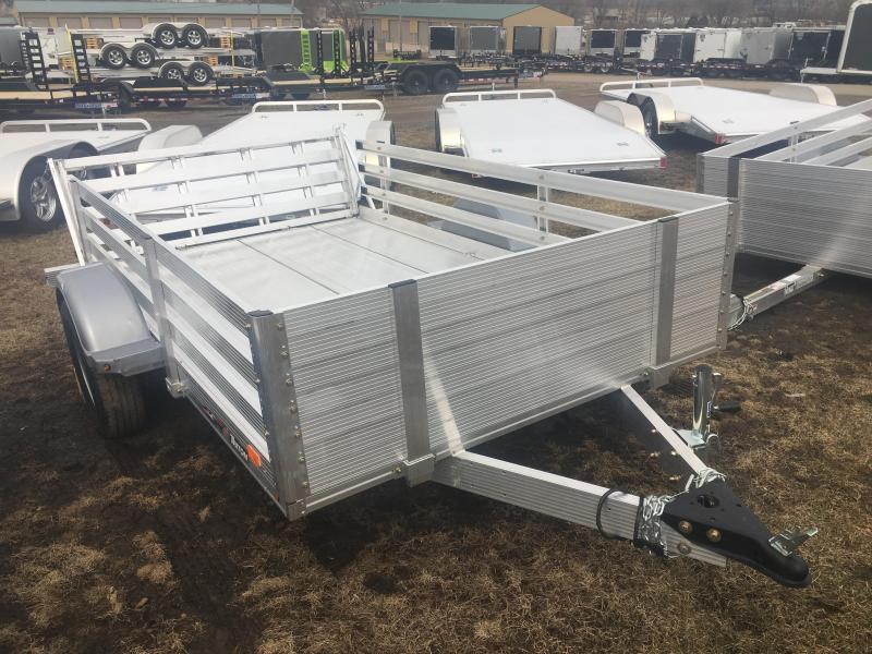 2018 Triton 72X10 Aluminum Utility Trailer