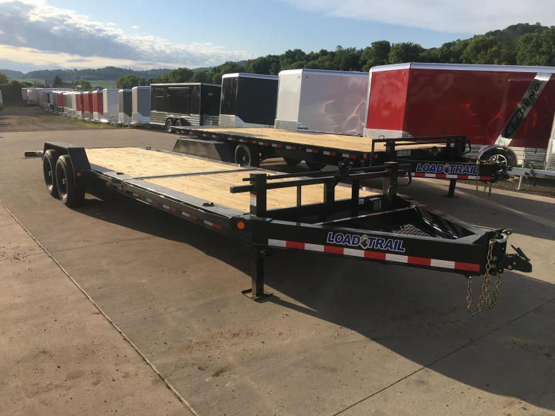 2018 Load Trail 83X24 Gravity Tilt Deck Equipment Trailer