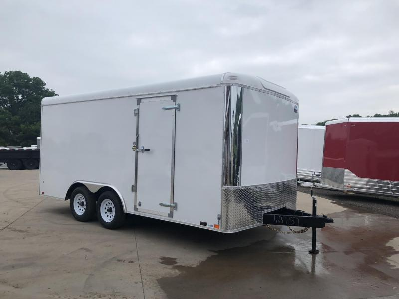 2019 United Trailers 8.5X18 Enclosed Cargo Trailer