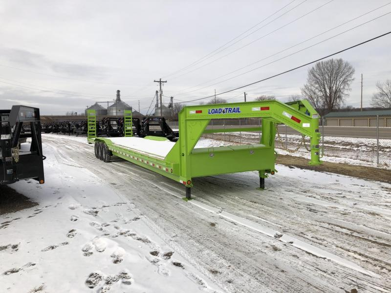 2018 Load Trail 102X40 Gooseneck Car Hauler
