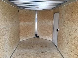 2017 Stealth 7X16 Aluminum Contractor 7K Enclosed Cargo Trailer