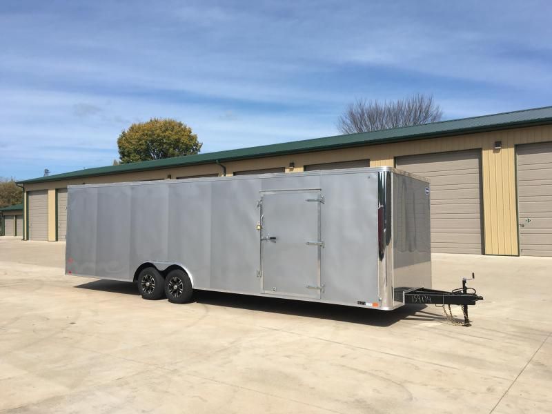 2018 United Trailers 8.5X28 Enclosed Cargo Trailer