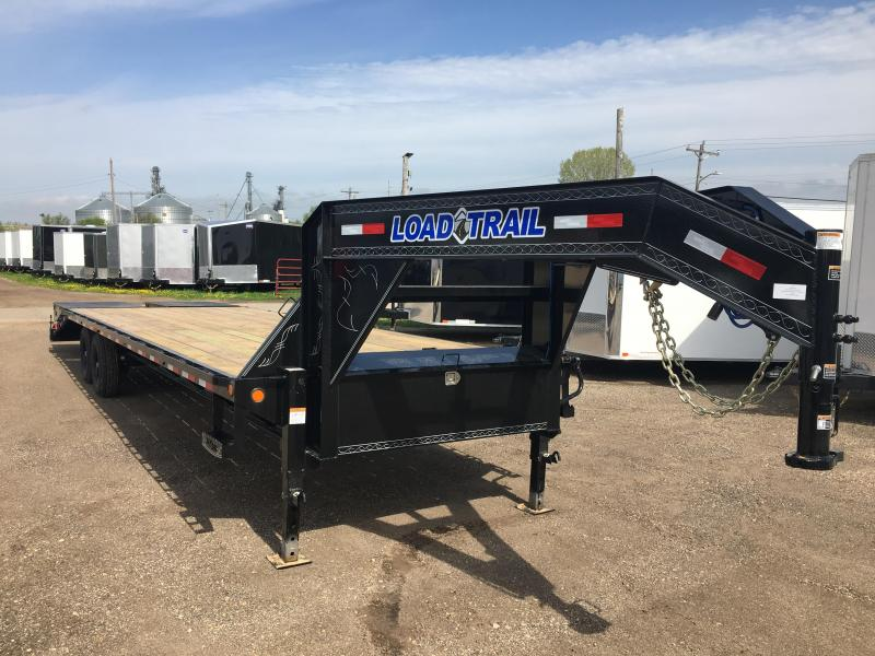 2018 Load Trail 102X30 Gooseneck Deckover Equipment Trailer