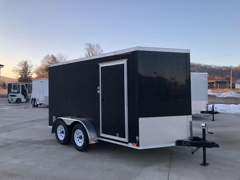 2018 United Trailers 7X12 Enclosed Cargo Trailer
