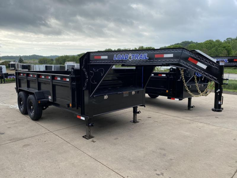2020 Load Trail 83X14 Gooseneck Dump Trailer