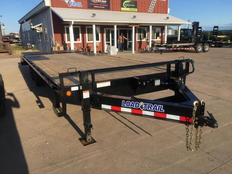 2020 Load Trail 102X24 Deckover Equipment Trailer