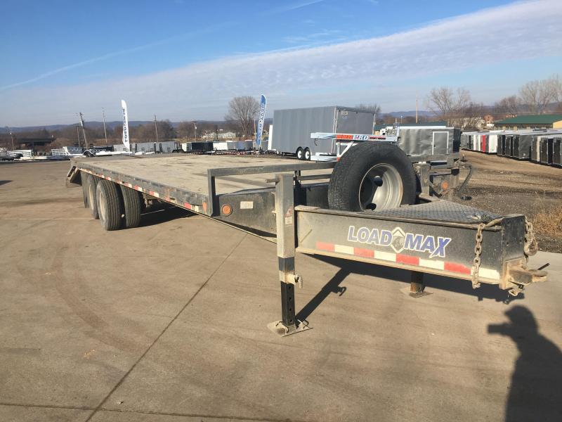 2014 Load Trail 102X26 Deckover Equipment Trailer