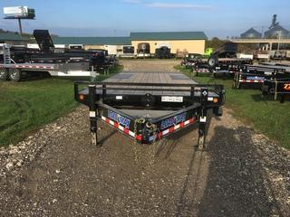 2018 Load Trail 102X22 Power Tilt Deck