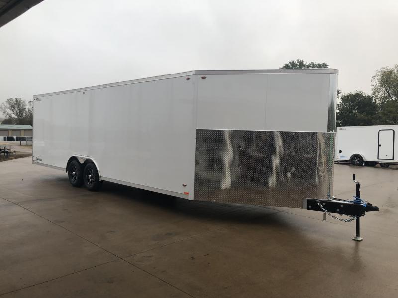 2019 Legend Manufacturing 8.5X30 Trailmaster Snowmobile Trailer