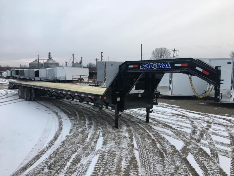 2019 Load Trail 102X40 Gooseneck Deckover Equipment Trailer