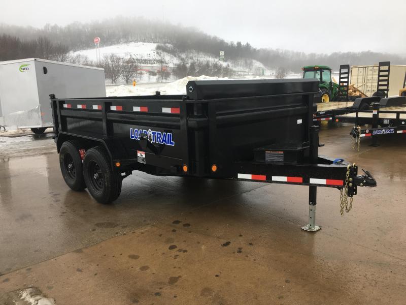 2019 Load Trail 83X12 Dump Trailer
