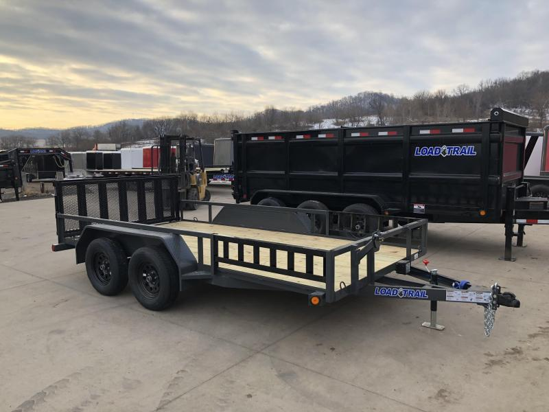 2018 Load Trail 83X14 Tandem Utility Trailer