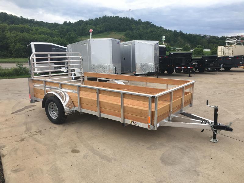 2019 Legend Manufacturing 6X12 Aluminum Utility Trailer