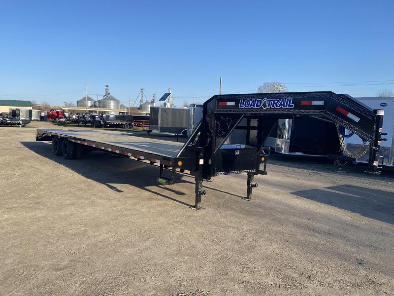 2020 Load Trail 102X36 Gooseneck Deckover Equipment Trailer