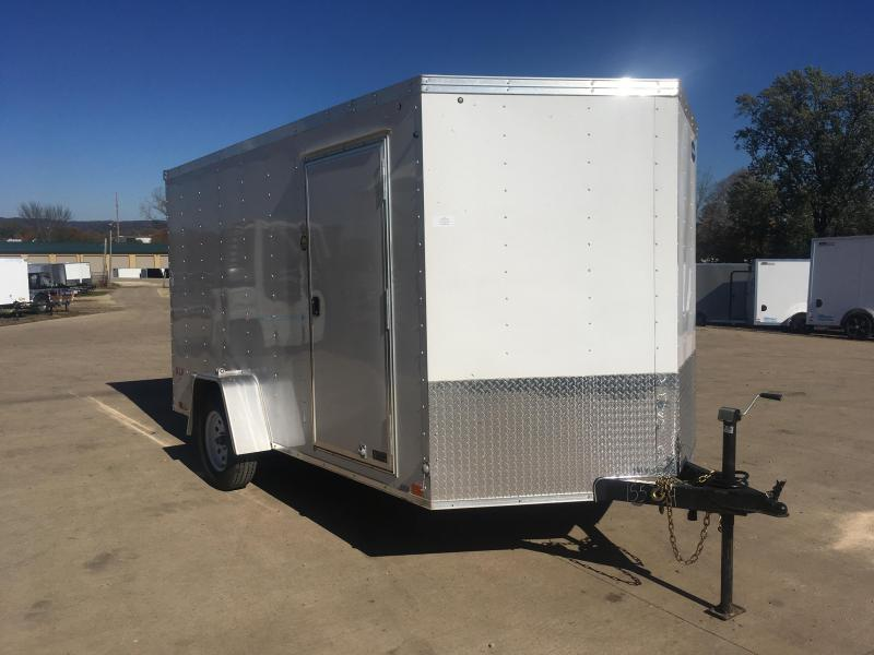 2017 United Trailers 7X12 Enclosed Cargo Trailer