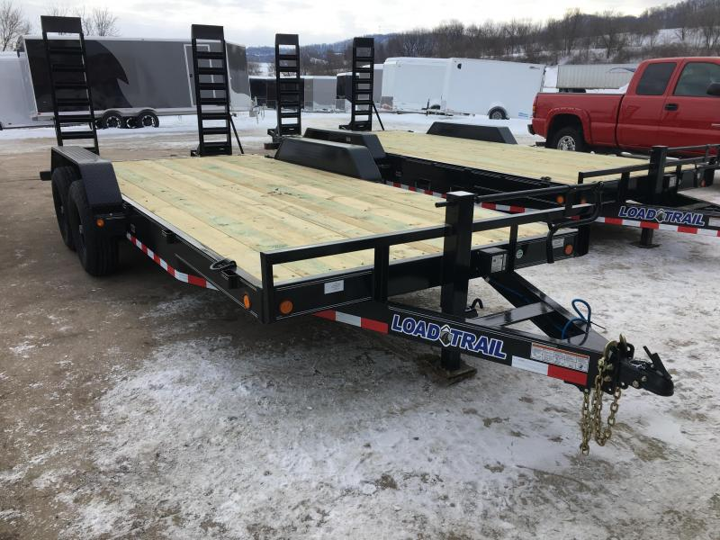 2019 Load Trail 83X18 Car Hauler