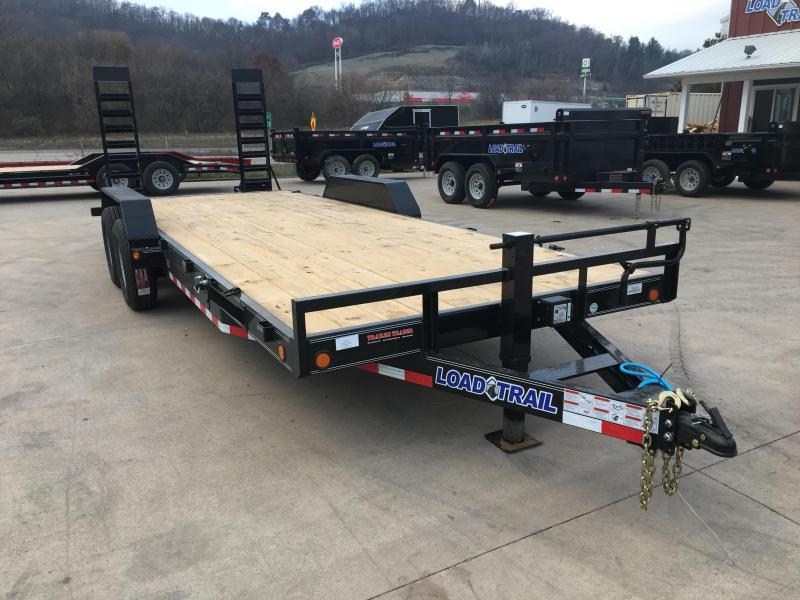 2018 Load Trail 83X22 Car Hauler