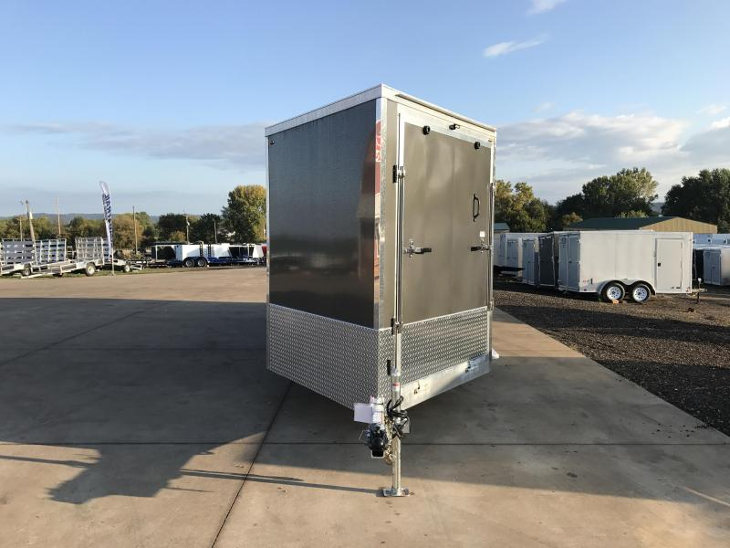 2018 Legend Manufacturing 7X29 Inline Snowmobile Trailer