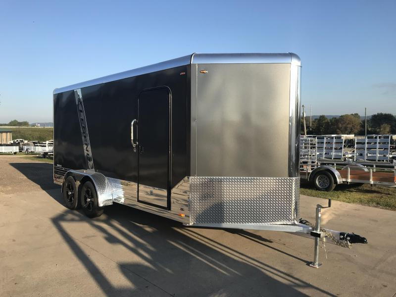 2019 Legend Manufacturing 7X16 Aluminum Enclosed Cargo Trailer