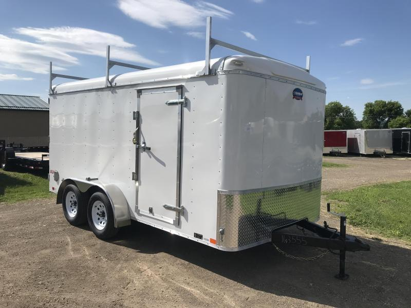 2019 United Trailers 7X14 Enclosed Cargo Trailer