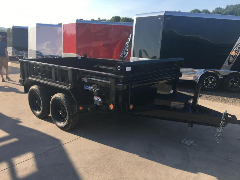 2018 Load Trail 72X10 Dump Trailer