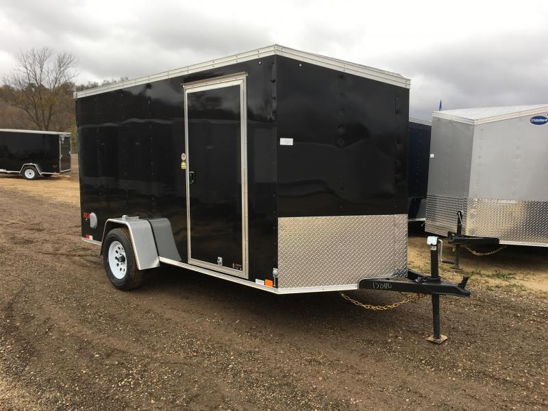 2018 United Trailers 6X12 Enclosed Cargo Trailer