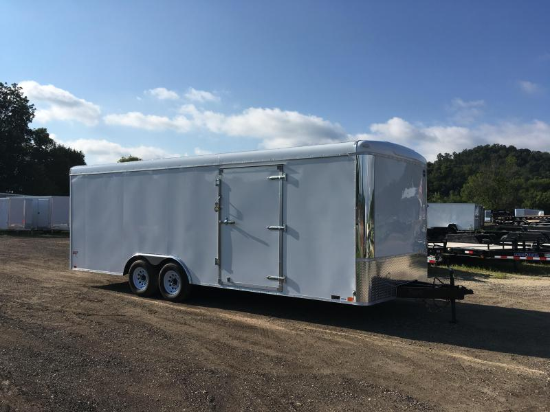 2018 United Trailers 8.5X22 Enclosed Cargo Trailer