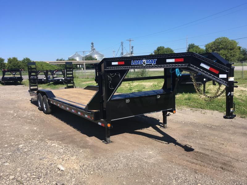 2017 Load Trail 102X26 Gooseneck Car Hauler