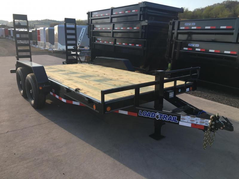 2018 Load Trail 83X16 Car Hauler