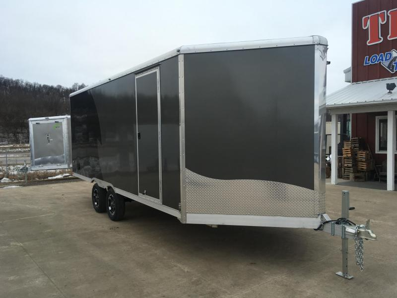 2019 NEO Trailers 8.5X24 Deckover Snowmobile Trailer