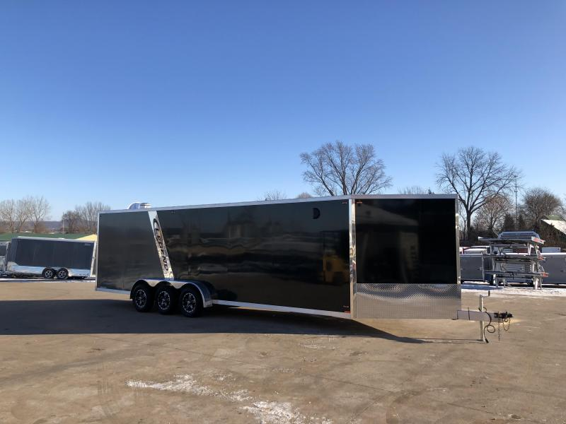 2018 Legend Manufacturing 7X31 Enclosed Snowmobile Trailer
