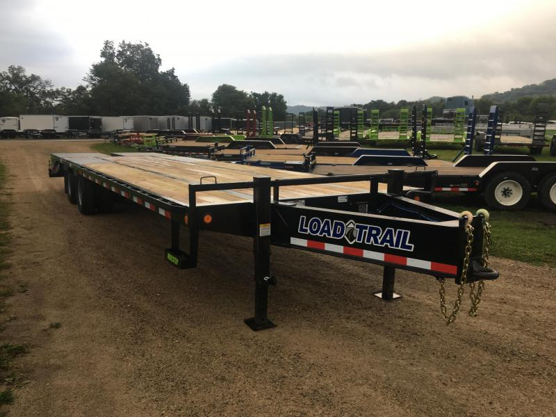2020 Load Trail 102X25 Deckover Equipment Trailer