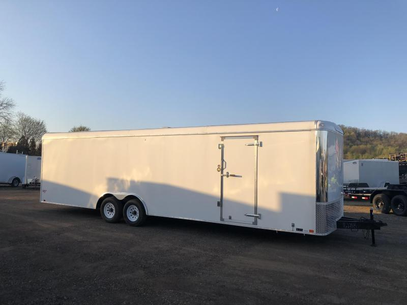 2019 United Trailers 8.5X28 Enclosed Cargo Trailer